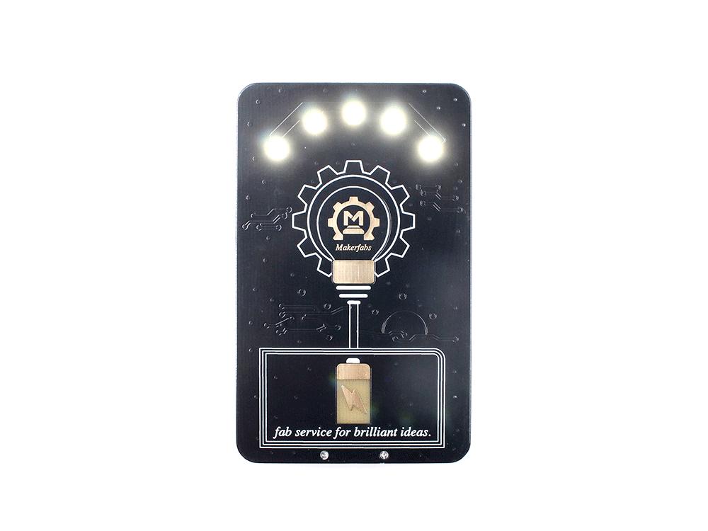 Badge-LED-Lamp-PCBA-Board