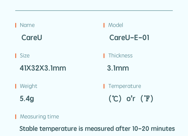 CareU-Bluetooth-Thermometer-Spcs-12