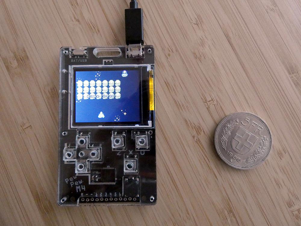 CircuitPython-PewPew-M4-2