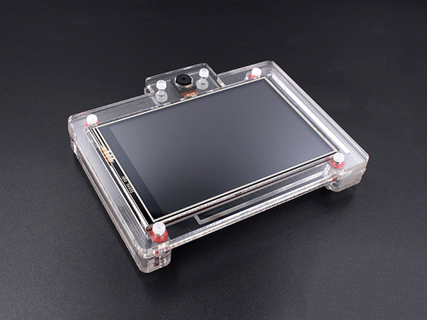 ESP32-3.2-inch-TFT-Touch-Resistive-with-Acrylic-Case