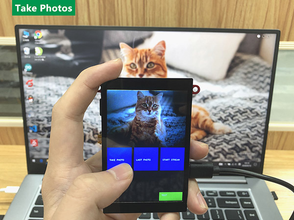 ESP32-TFT-Touch-Camera-Take-Photo
