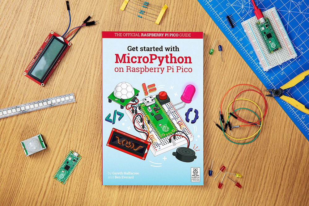 Get-Started-With-MicroPython-With-RPI-Pico