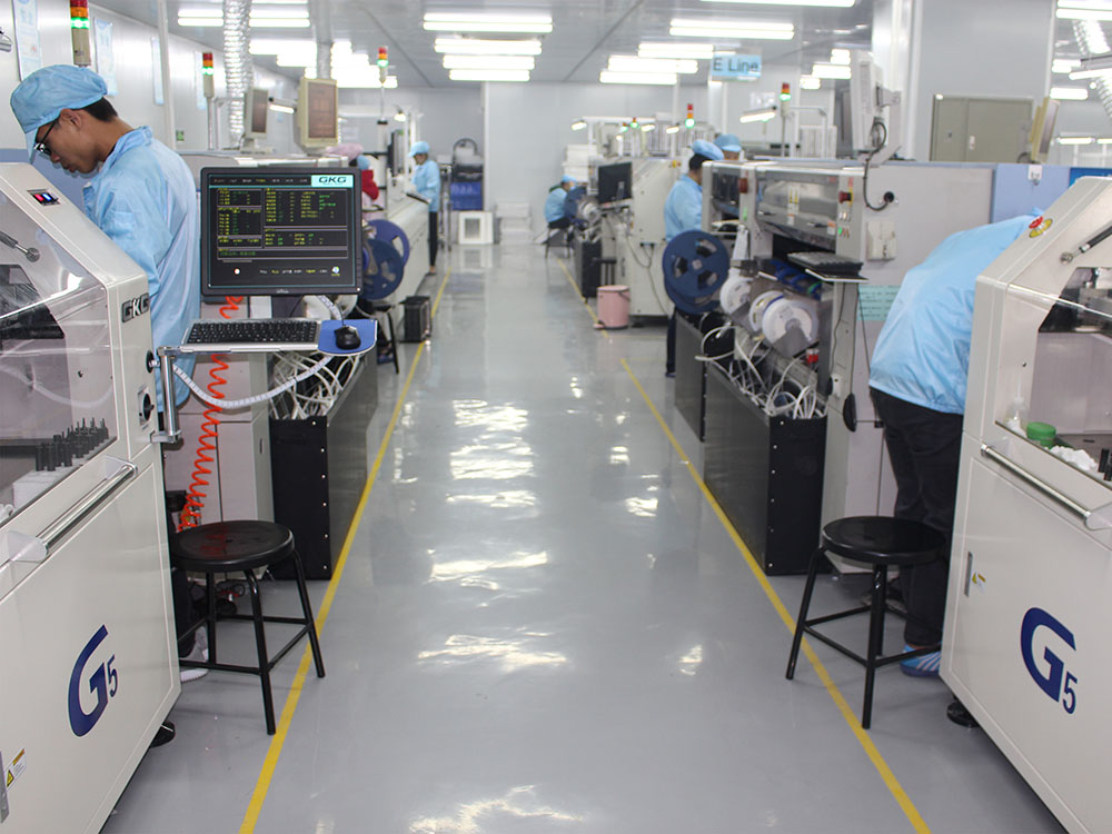 Makerfabs-PCBA-Production-Line