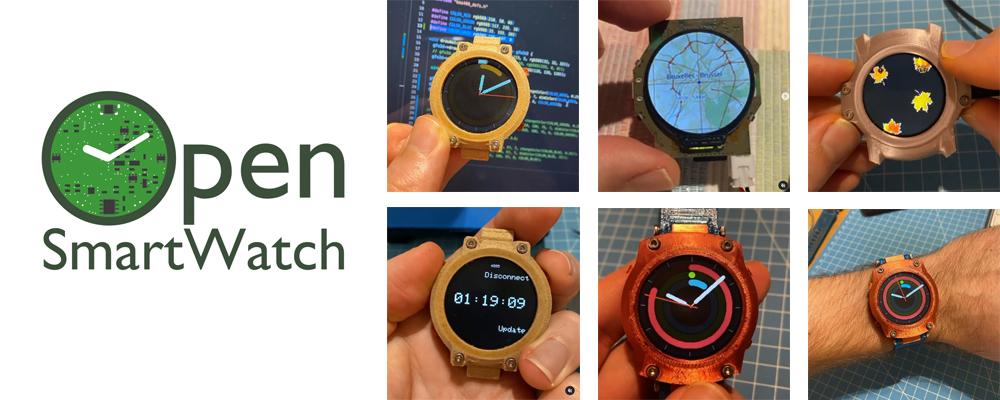 Open-Smartwatch