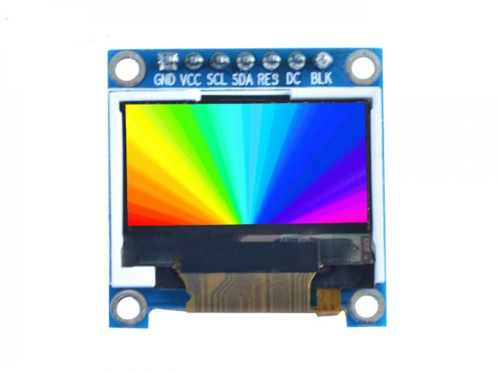 "0.96"" Color TFT LCD Display   Makerfabs"