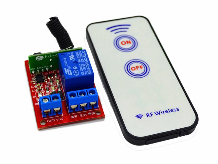 1 Channel RF Remote Controller DC 5V