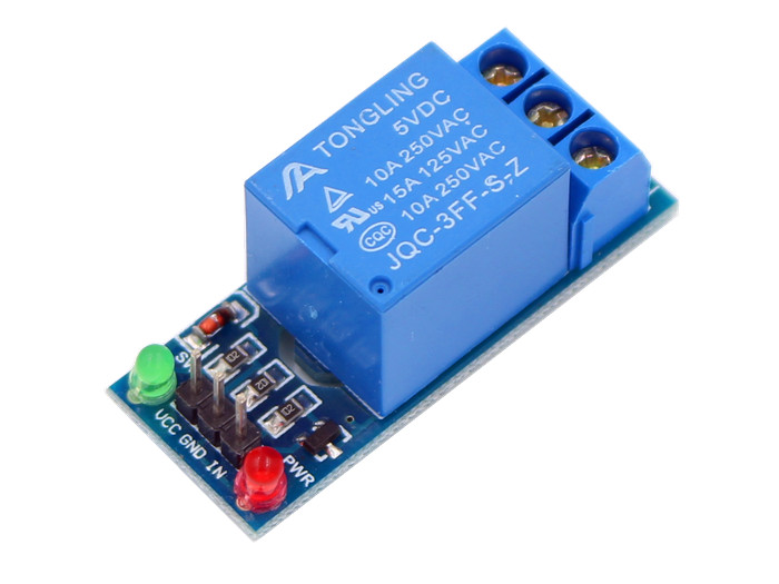1-Channel Relay Module-10A