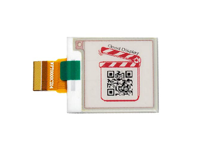 1.54 inch 3 Color ePaper Bare Display