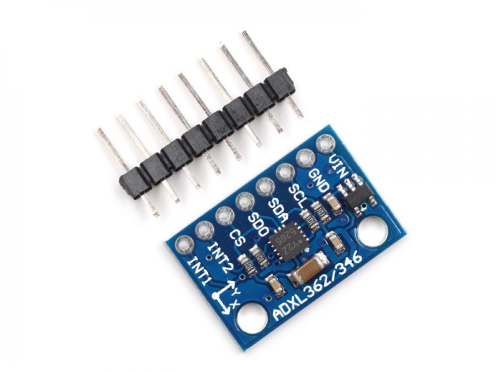 GY-362 ADXL362 Sensor Module 3axis acceleration Sensor Breakout SPI interface