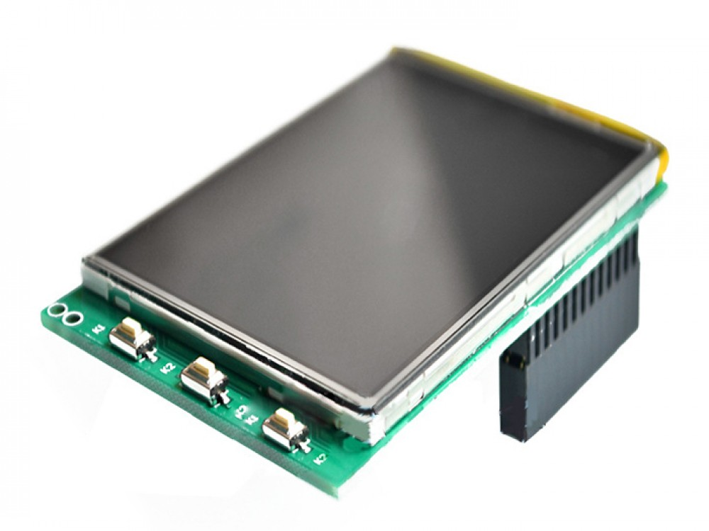 3 2 Inch 320x240 TFT Display with Touch Screen for Raspberry Pi B B+ 2B 3B
