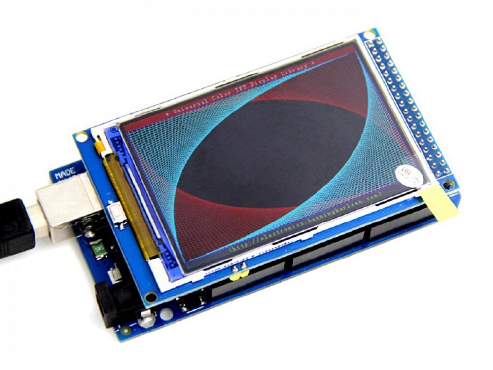3 5 Inch TFT Display 480x320 for Mega