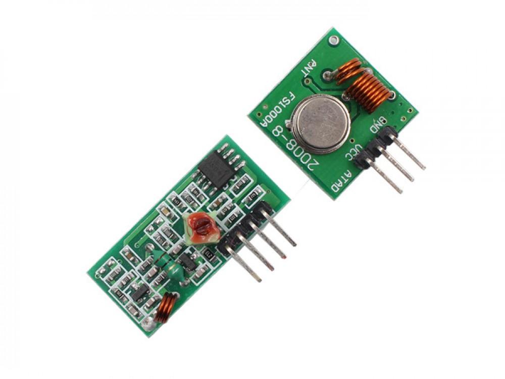 315Mhz RF Transmitting Kit