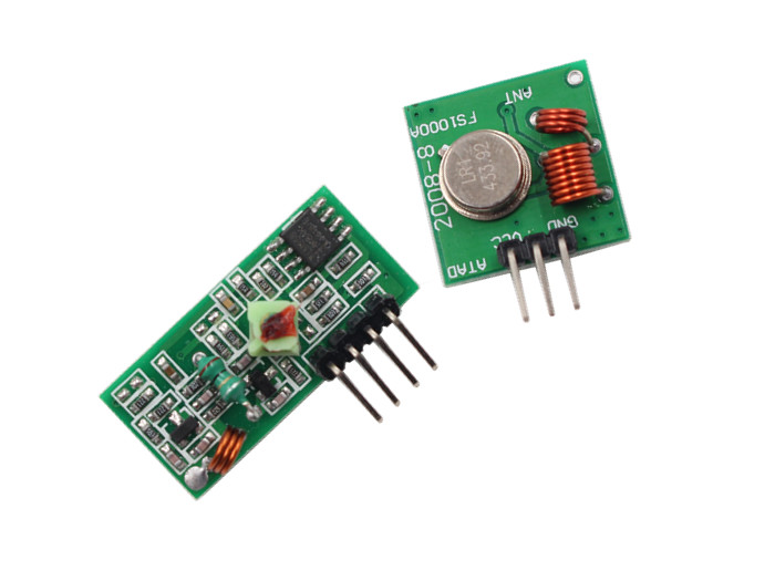 433Mhz RF Transmitting Kit