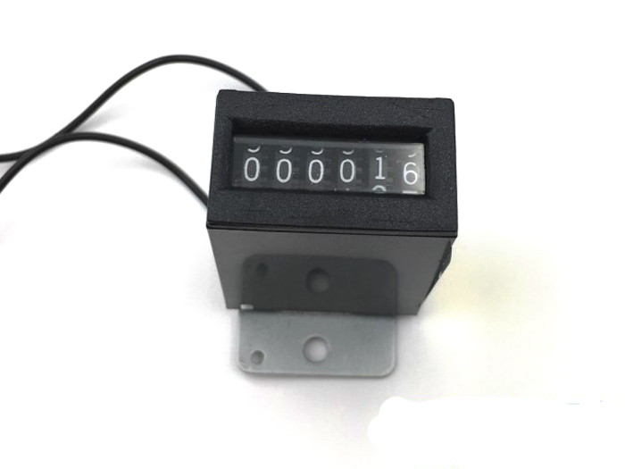 6-Digit Counter
