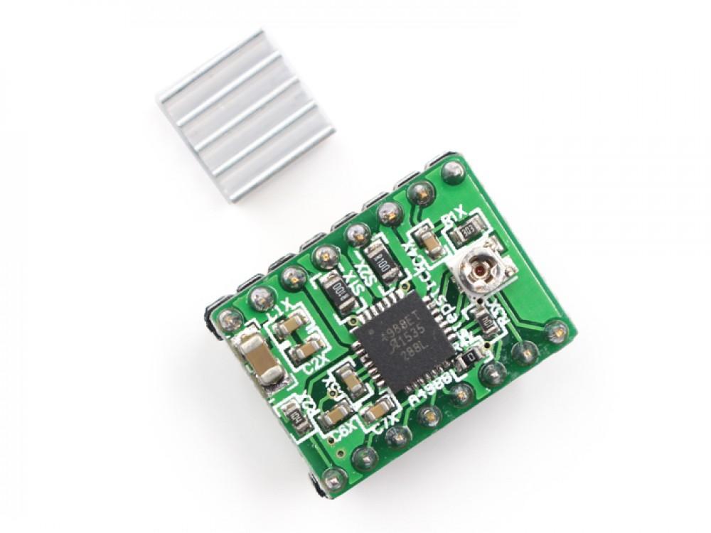 Arduino raspberry pi open hardware makerfabs a4988 stepper for A4988 stepper motor driver
