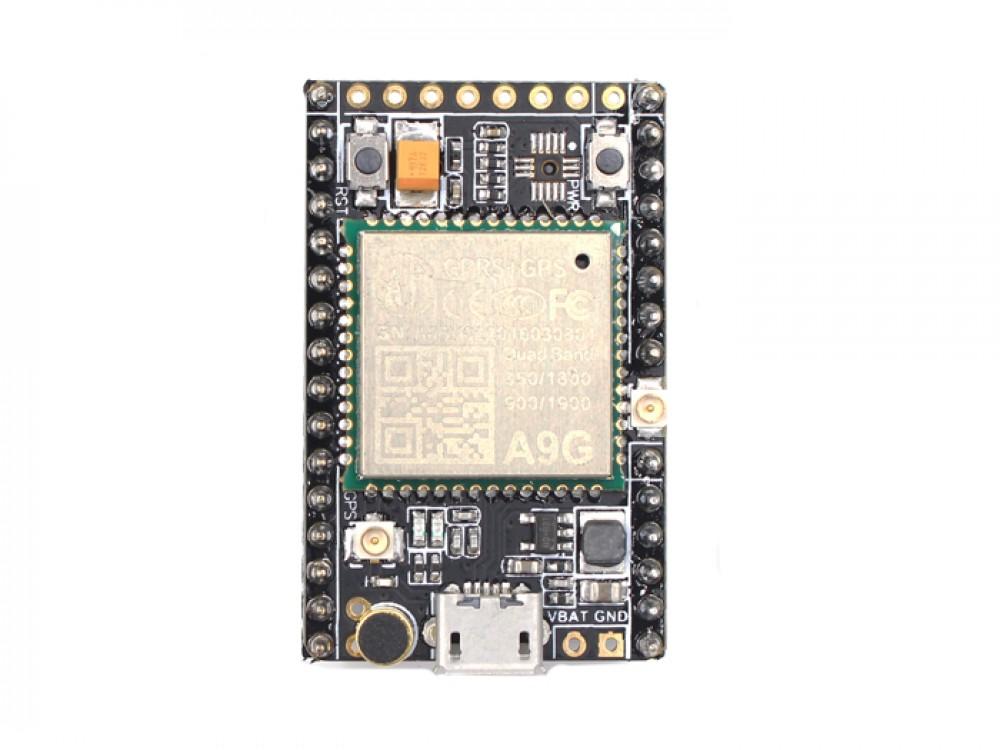 A9G GSM/GPRS+GPS Breakout Board