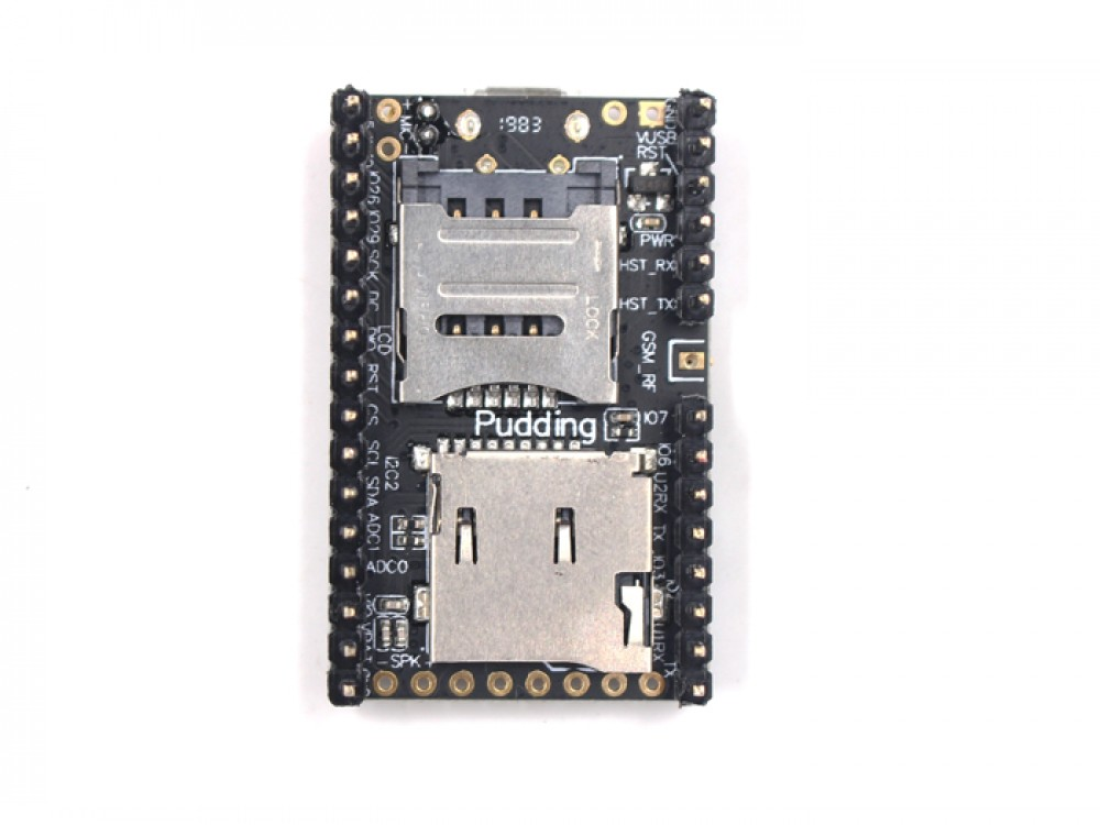 A9g Gsm Gprs Gps Breakout Board Makerfabs