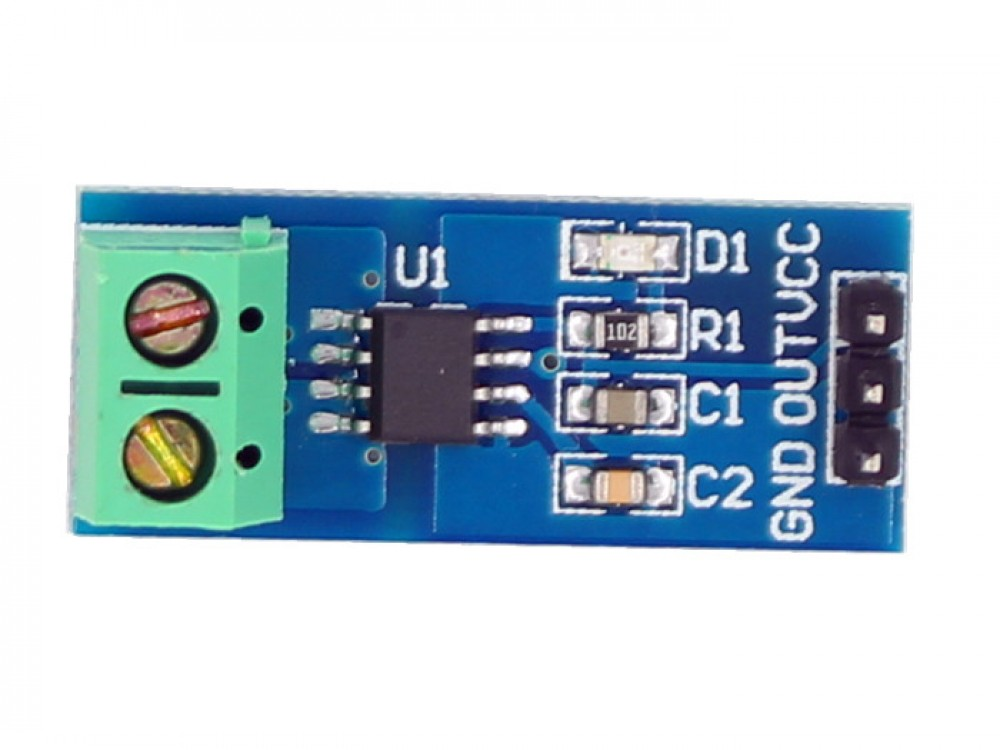 Acs712 Current Sensor 20a