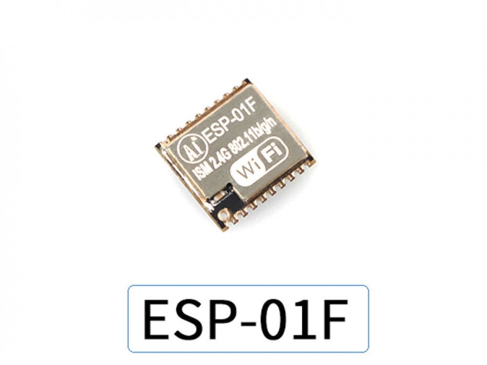 AI-Thinker ESP-01F Supper Mini WiFi Module