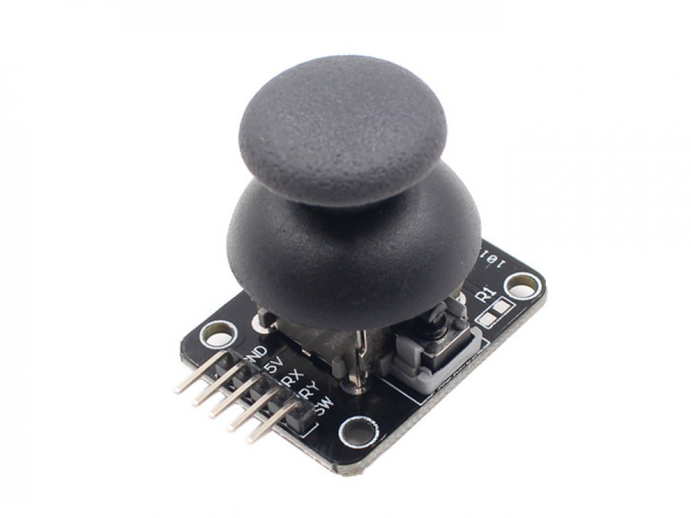 Analog 2-axis Thumb Joystick with Select Button