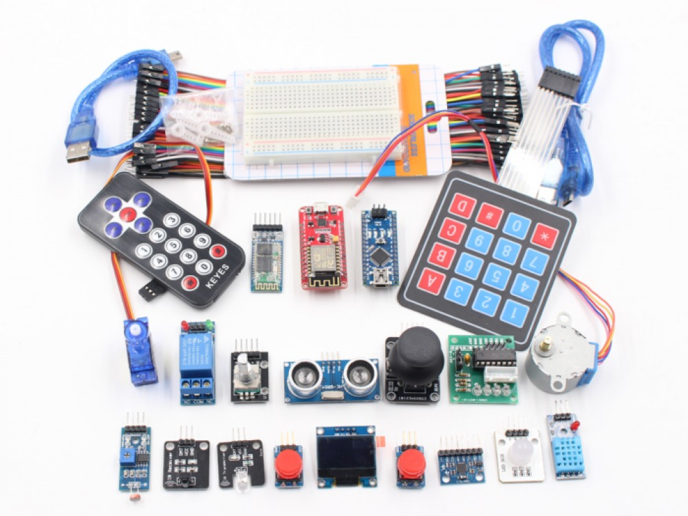 MakerFabs IoT Boot Camp Kit