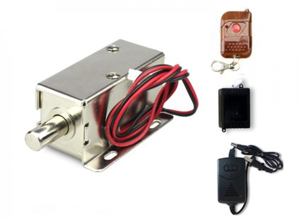 Electromagnetic Lock Kit