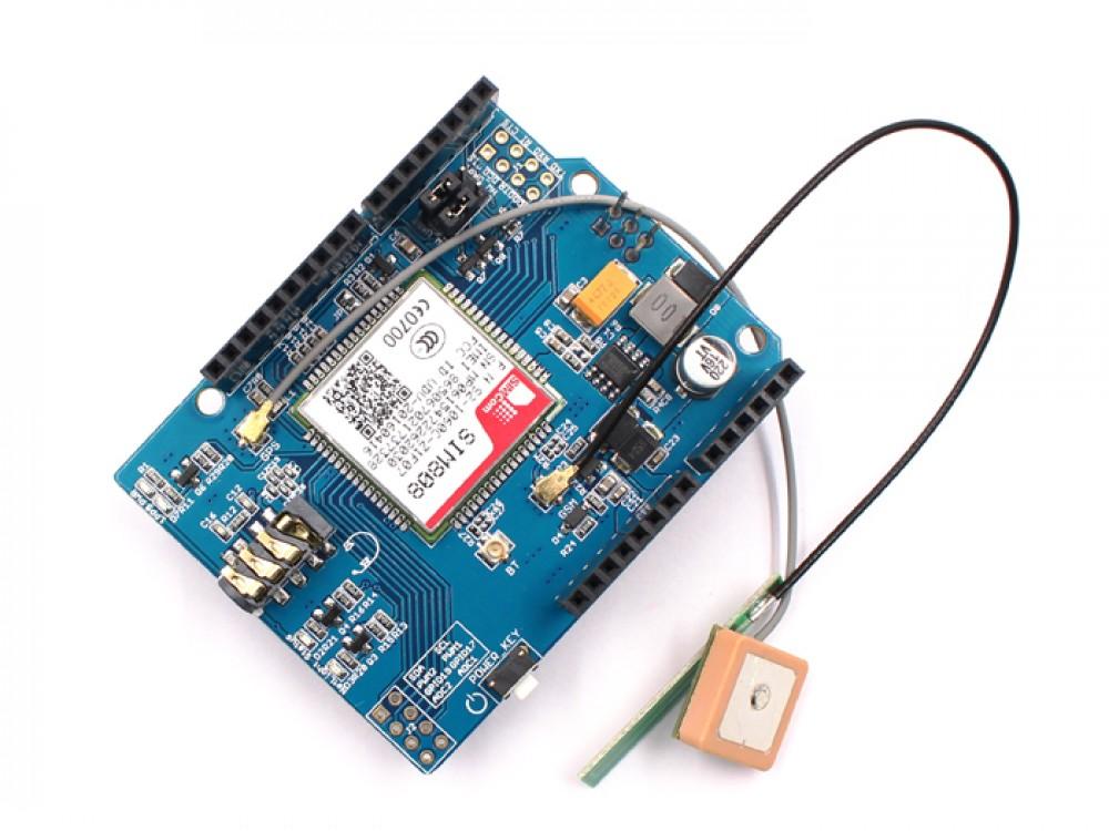 Arduino Raspberry Pi Open Hard...
