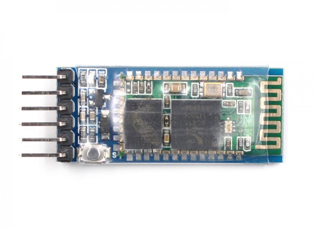 Hc 05 Serial Bluetooth Module Makerfabs
