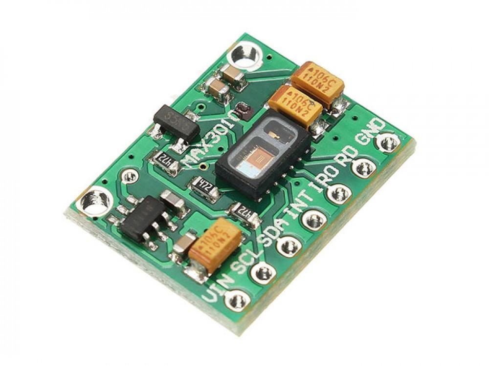 MAX30102 Pulse Oximeter & Heart-Rate Module