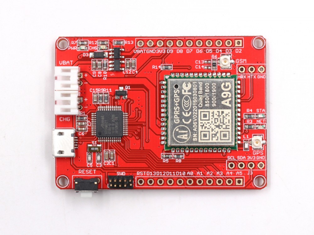 Maduino Zero GPRS/GPS A9G