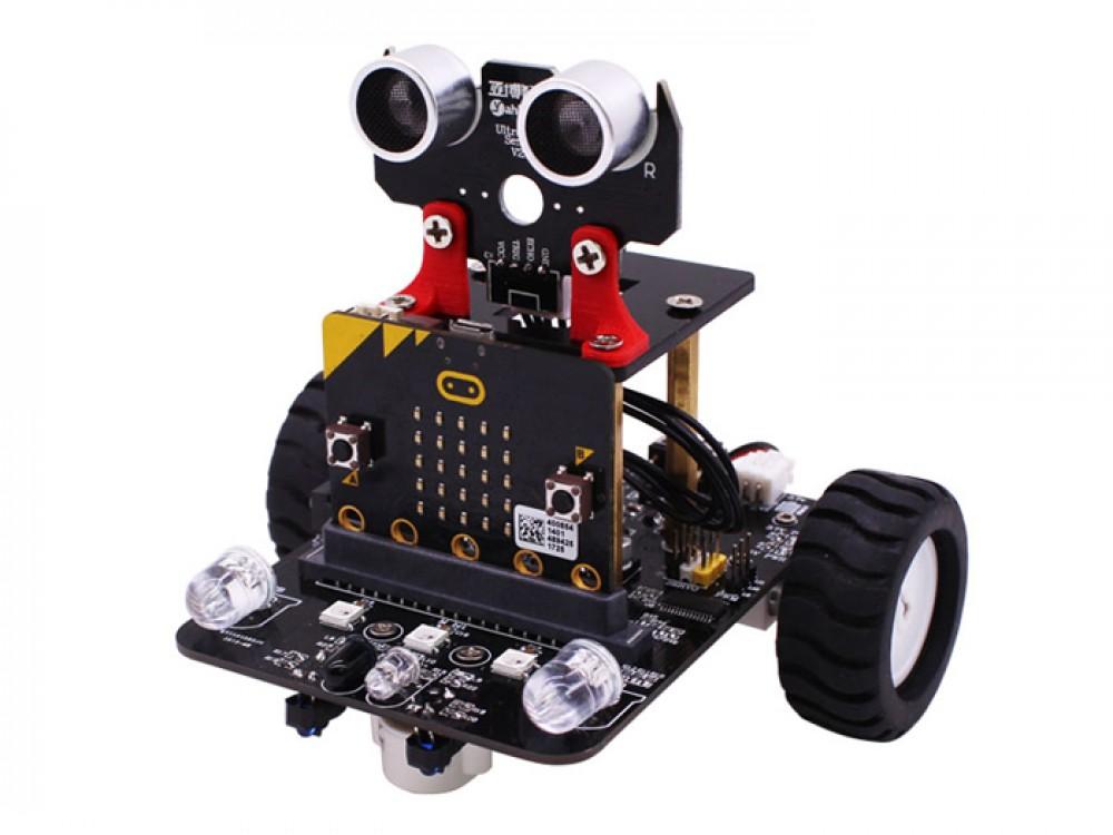 Micro Bit Smart Robot Car Makerfabs