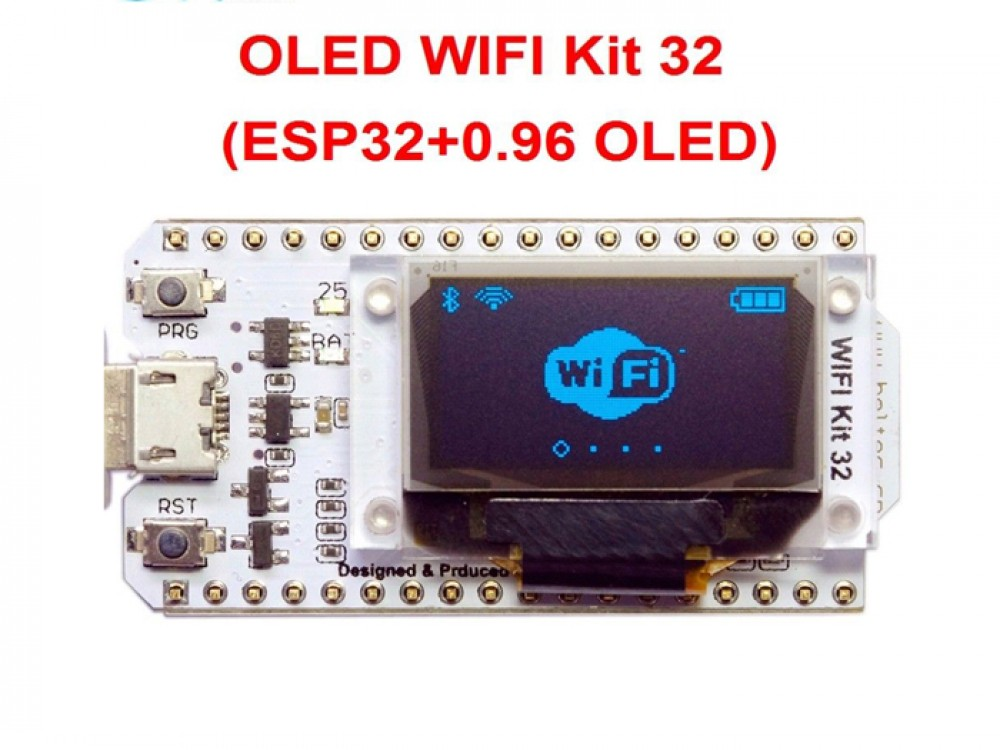 OLED WIFI Kit 32