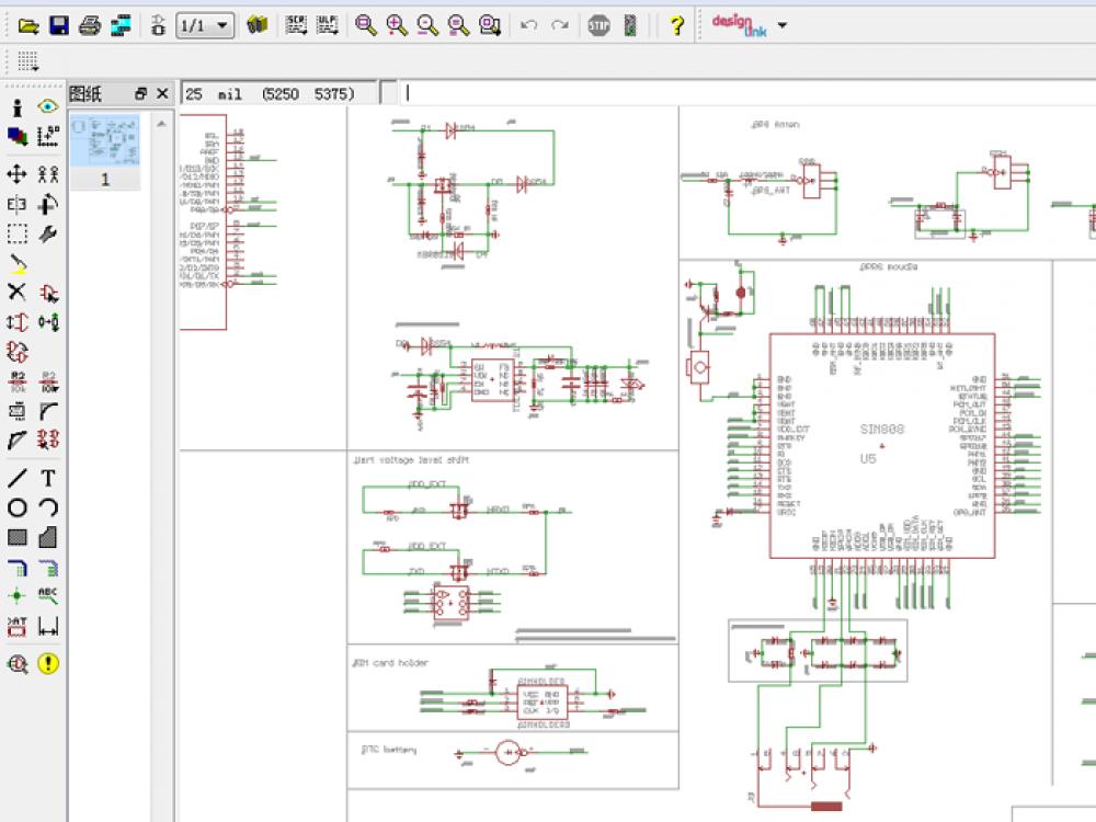 PCB layout PCB design PCBA