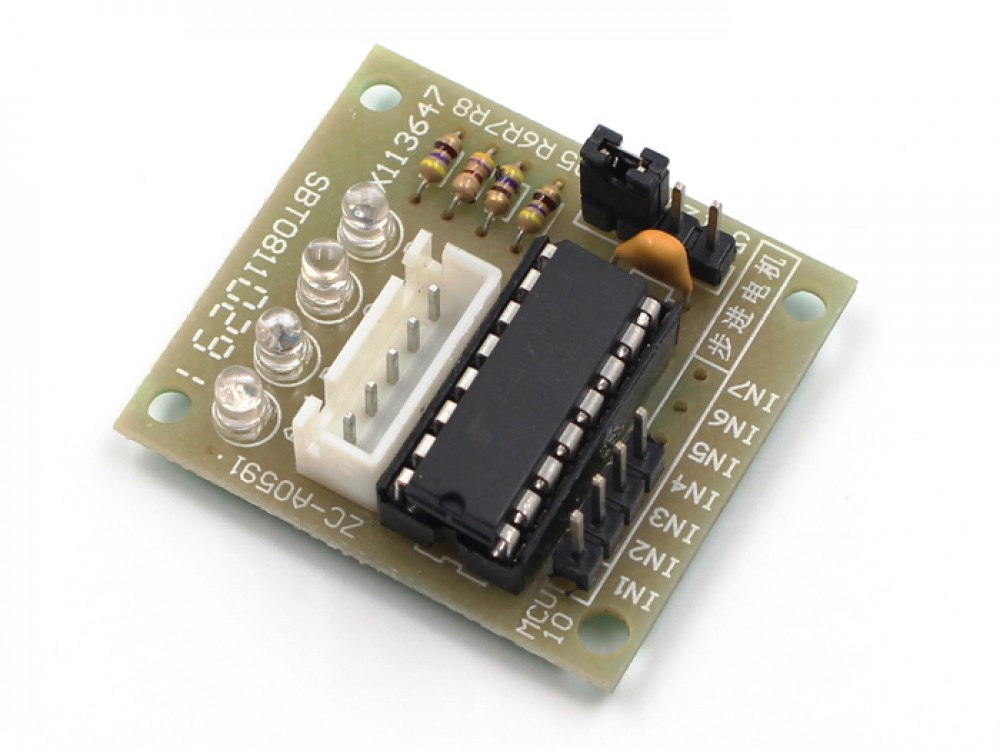 Arduino raspberry pi open hardware makerfabs uln2003 for Raspberry pi stepper motor controller