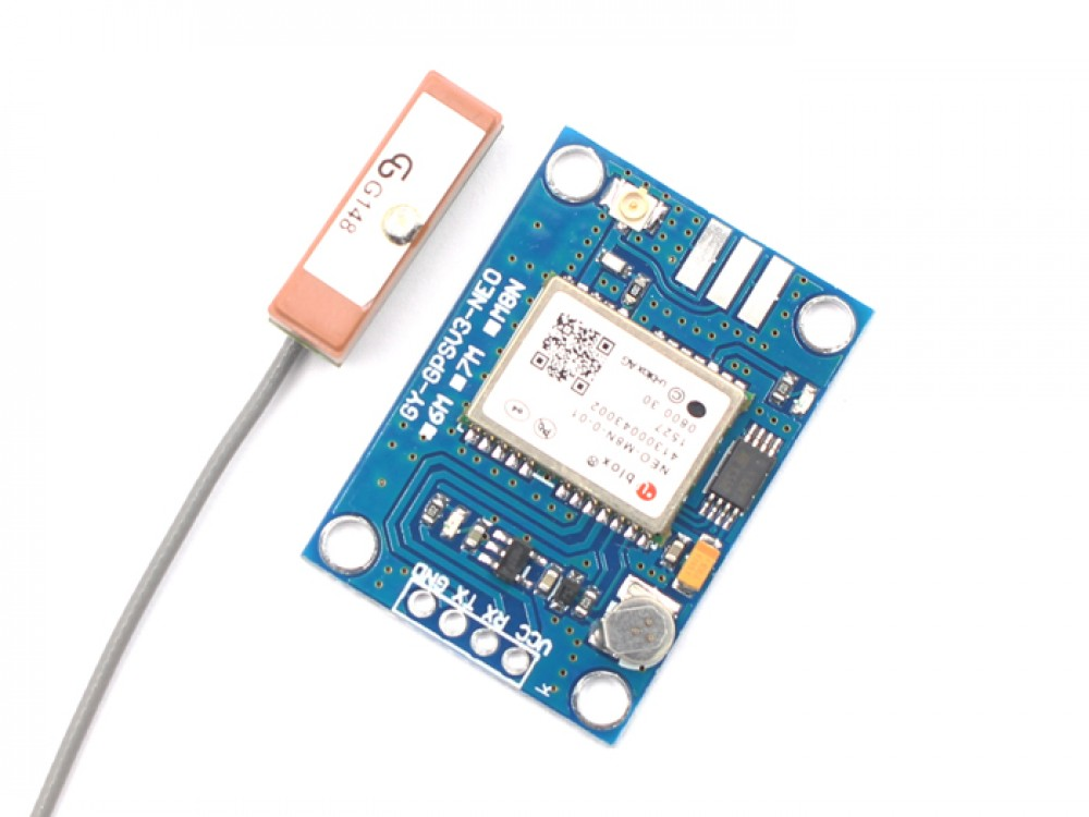 Ublox NEO-8M GPS Module