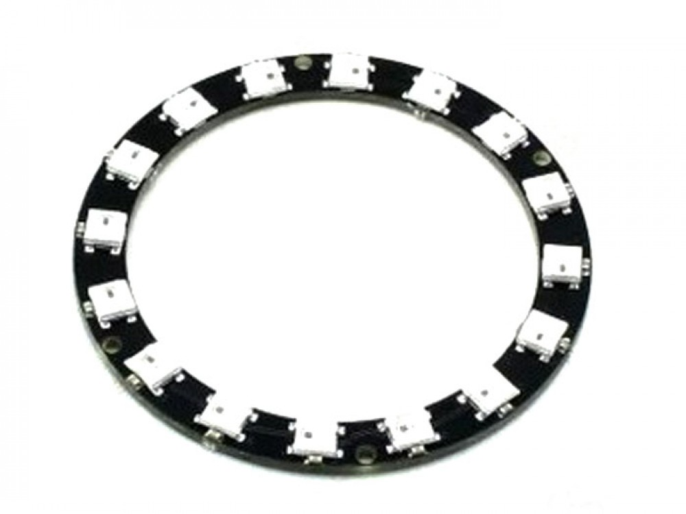 Image result for LED Ring with WS2812B