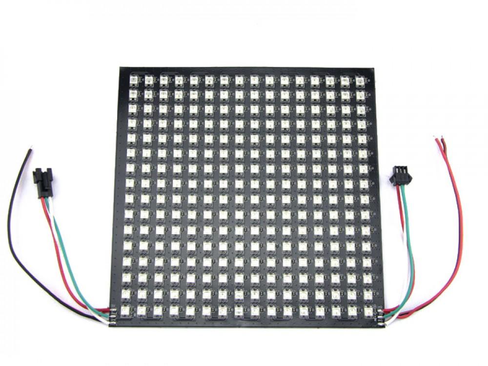 WS2812B RGB LED 16x16 Display