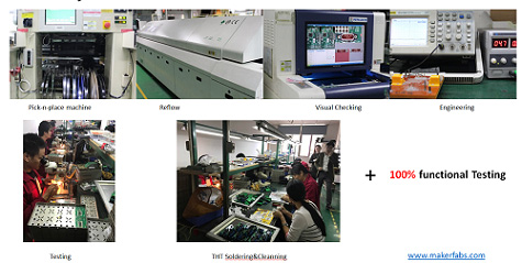 Makerfabs-PCB-Assembly-Service-Introduction