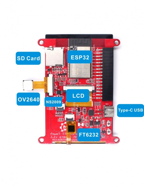 ESP32 TFT LCD with Camera 9.JPG